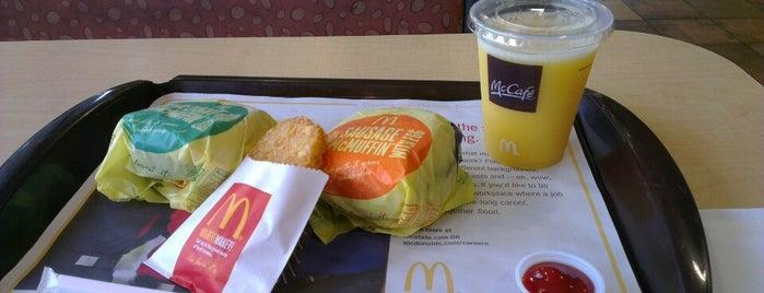 McDonald's is one of Gさんの保存済みスポット.