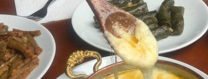 Mençuna Restaurant is one of Diger Sehirler.