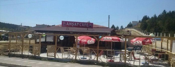 Ahşap Cafe is one of Aydın'ın Beğendiği Mekanlar.
