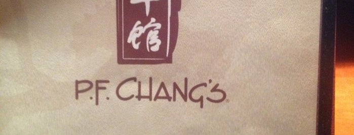 P.F. Chang's is one of MD Bars and Clubs.