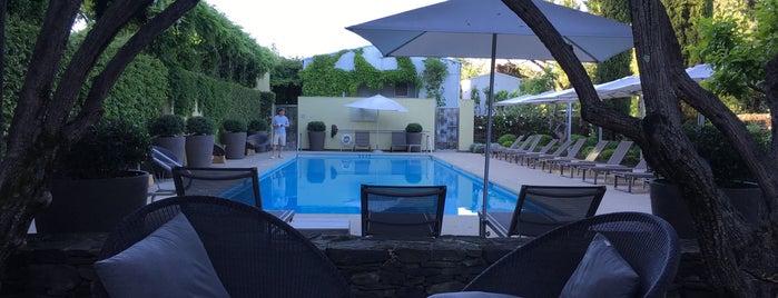The Spa @ Hotel Healdsburg is one of Lieux qui ont plu à Ben.