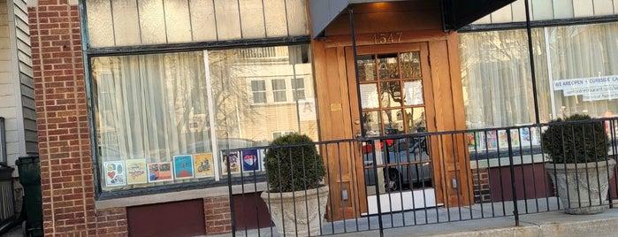 Sanford Restaurant is one of Restaurants.