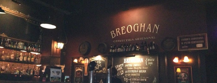 Breoghan is one of the gringo adventures.
