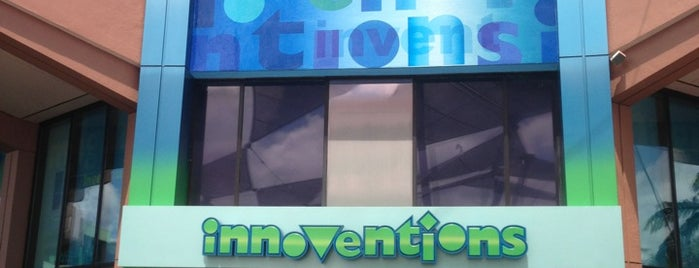 Innoventions is one of Orte, die M. gefallen.