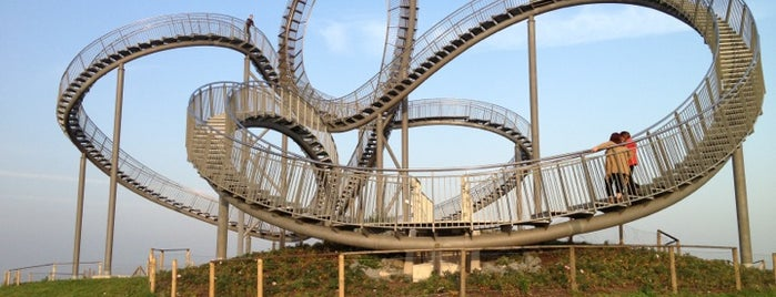 Tiger & Turtle - Magic Mountain is one of Crazy Places.