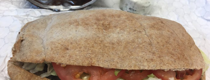 The Perfect Pita is one of DMV Experiences.