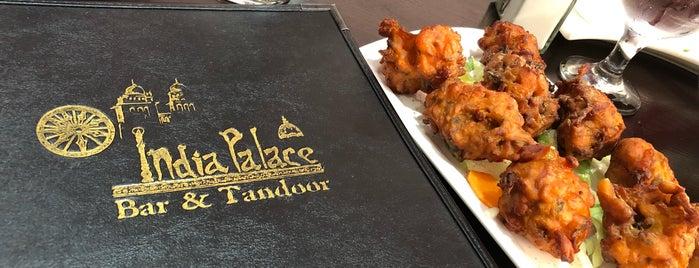 India Palace Bar and Tandoor is one of Tempat yang Disimpan Parth.