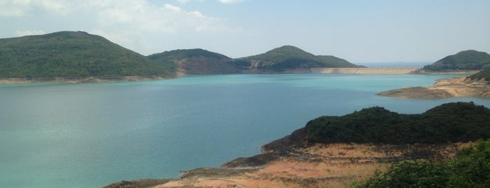 High Island Reservoir East Dam is one of Albertさんのお気に入りスポット.