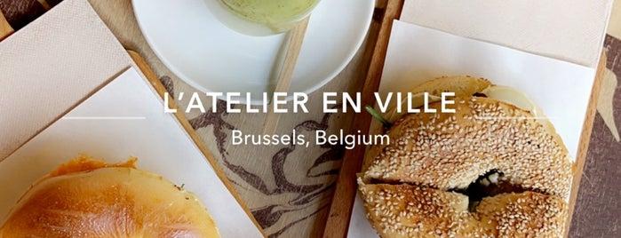L'Atelier en Ville is one of Brussels.