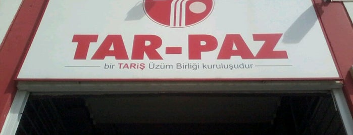 Tariş Tarpaz Üzüm Birliği is one of MUTLU 님이 좋아한 장소.
