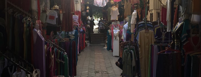 Souk Korea is one of Morocco.