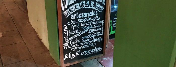 MisMezcales is one of Oaxaca.