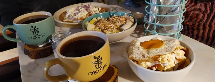 Cao Cao Café is one of Bucket list.