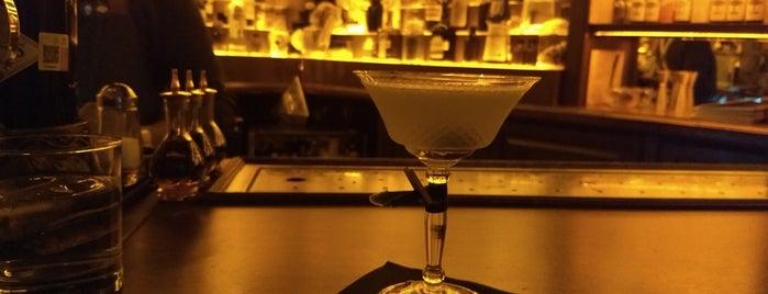 The Monocle - Cocktail Club is one of Tempat yang Disimpan Ger.