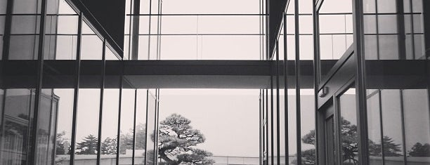 Kanazawa Noh Museum is one of 金沢市文化施設共通観覧券で入れる.