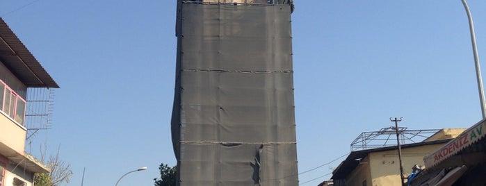 Büyüksaat Kulesi is one of Adana Günübirlik.