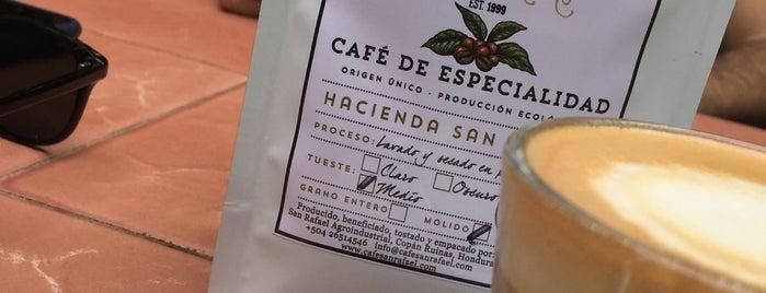 Café San Rafael is one of Orte, die Jaime gefallen.