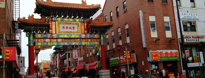 Chinatown is one of zoom.