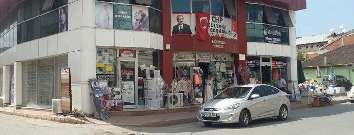 Sönmez İş Merkezi is one of Lieux qui ont plu à Çağlar.