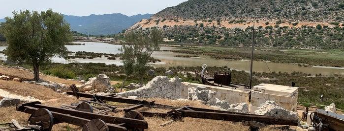 Andriake Antik Kenti is one of Halil G. 님이 좋아한 장소.