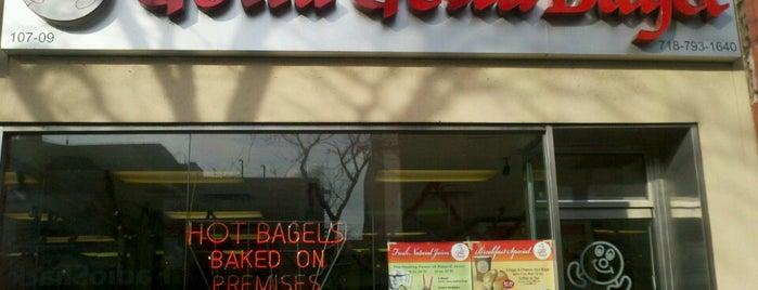 Gotta Getta Bagel is one of Orte, die Nir gefallen.