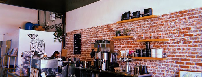 Black Ring Coffee is one of Long Beach.