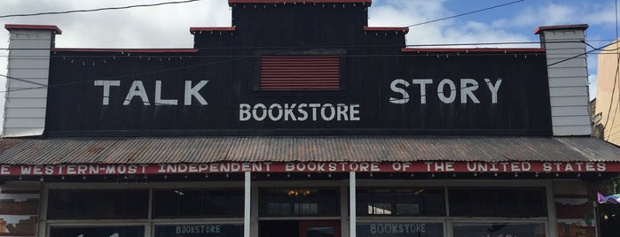 Talk Story Bookstore is one of Kauai.