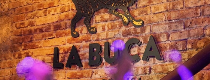 La Buca is one of Ati.