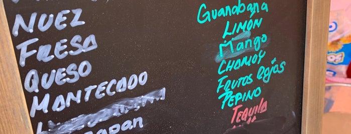 Nieves las Monjas is one of San Miguel de Allende.
