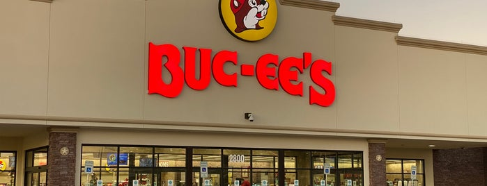 Buc-Ee's is one of Russ's Liked Places.