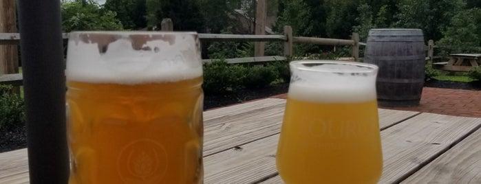 Source Brewing is one of Lugares favoritos de Keith.
