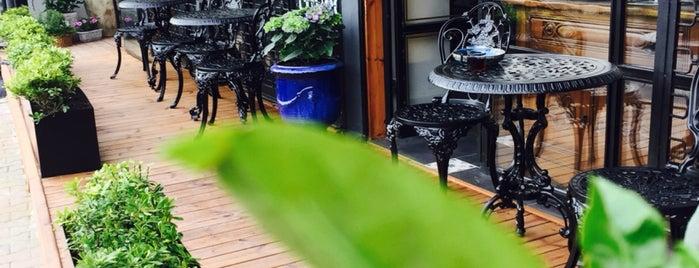 MARCH CAFE & RESTAURANT is one of Senay: сохраненные места.