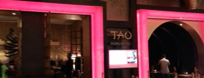 TAO Asian Bistro is one of Las Vegas.