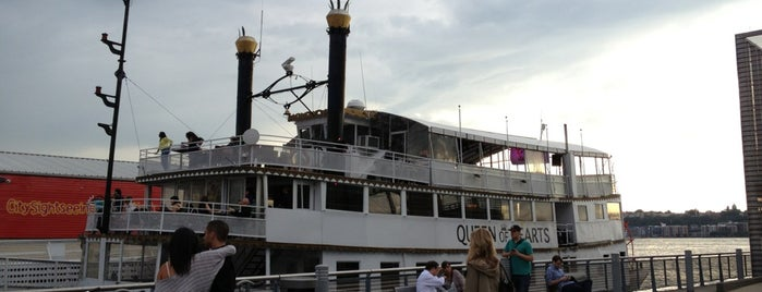 Queen of Hearts Paddle Boat is one of bars & clubs.