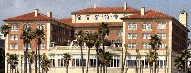 Casa Del Mar Hotel is one of La list.
