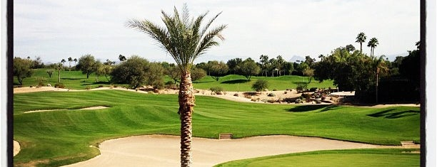 The Phoenician Golf Club is one of Phoenix.