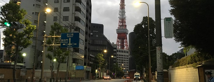 Tokyo Tower is one of Locais curtidos por Kris.
