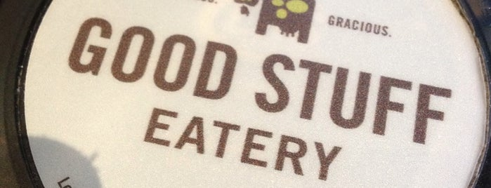 Good Stuff Eatery is one of dc drinks + food + coffee.