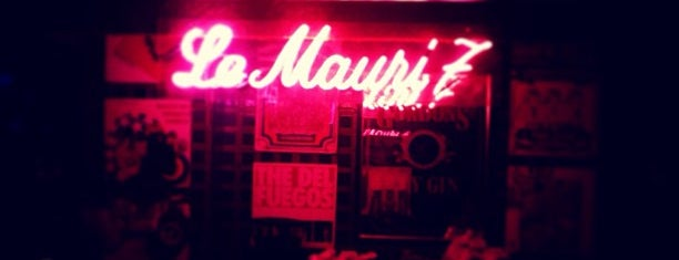 Le Mauri 7 is one of Cafés et bars.