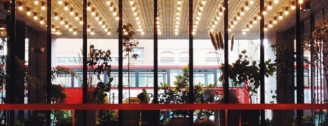 Ace Hotel is one of London Freelancers Dream.