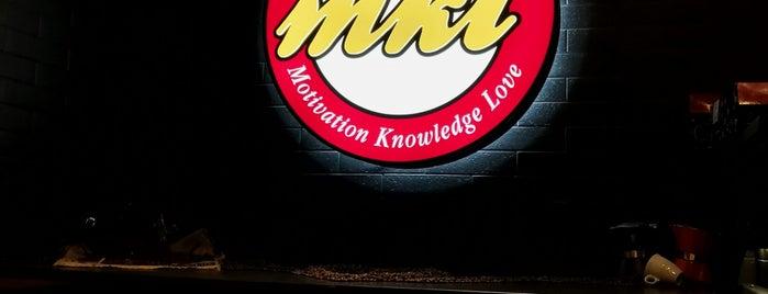 Mikel Coffee Company is one of Lugares favoritos de Leonidas.