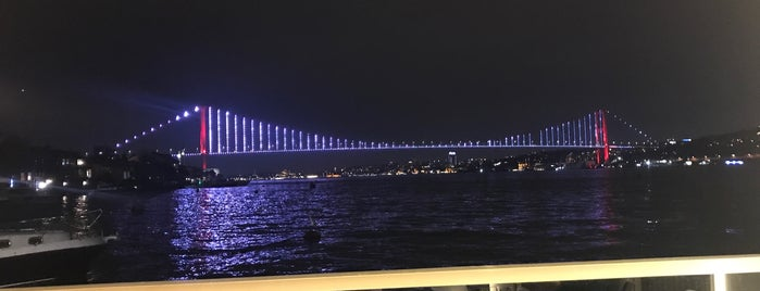 Kai Çengelköy is one of İstanbul 2.
