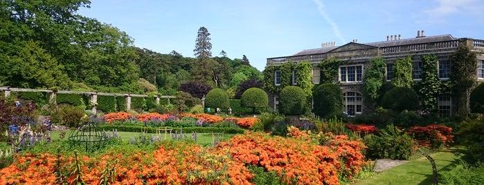 Mount Stewart House is one of Northern Ireland.