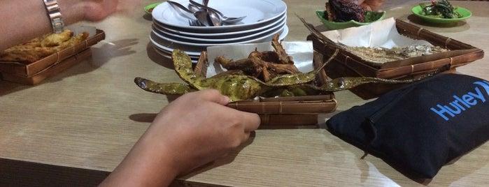 Bumbu Desa is one of Alif's Culinary Journey.