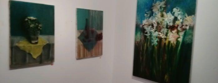 Art Gallery is one of Lieux sauvegardés par hulya.