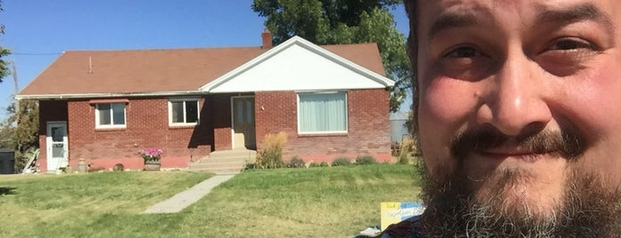 Napoleon Dynamite's House is one of Lieux qui ont plu à Alika.