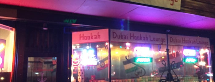 Dubai Hookah Lounge is one of seattleAj.
