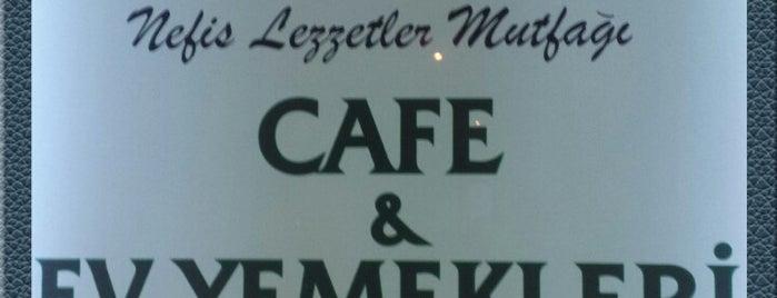 Zeytuni Nefis Lezzetler Mutfağı CAFE & EV YEMEKLERI is one of İstanbul.