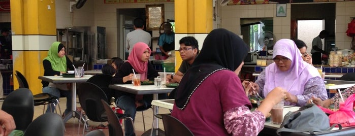 Sri Teja Food Court (Medan Selera) is one of Makan2.