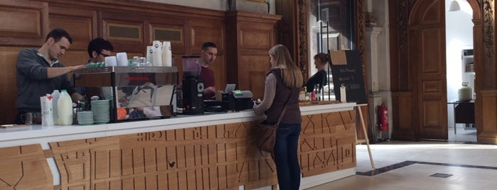 The Wren is one of Specialty Coffee Shops Part 2 (London).